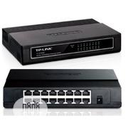 Tp-Link 16 Port 10/100mbps Desktop Switch-Tl-Sf1016d | Networking Products for sale in Lagos State, Ikeja