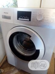 Neatly Used HISENSE 7KG Automatic Washing Machine | Home Appliances for sale in Oyo State, Egbeda