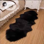 Black Faux Fur Rug | Home Accessories for sale in Lagos State, Ojodu