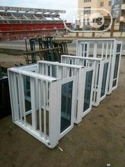 Aluminum Work And Frameless Glass Door   Other Repair & Constraction Items for sale in Lagos State, Lekki Phase 1