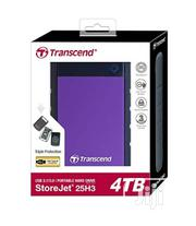 4TB Transcend External Supply Adapter. | Computer Hardware for sale in Lagos State, Ikeja