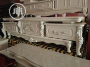 Royal Marble Double Adjustable Tv Stand   Furniture for sale in Lagos State, Lekki Phase 1