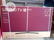 LG Uhd TV 65inches | TV & DVD Equipment for sale in Lagos State, Ojo