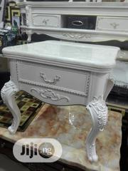 Royal Marble Top Side Stool   Furniture for sale in Lagos State, Lekki Phase 1