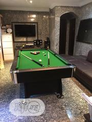 7ft Snooker Board With Complete Accessories | Sports Equipment for sale in Lagos State, Amuwo-Odofin
