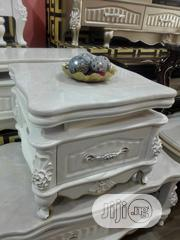 Royal Marble Top Side Stool   Furniture for sale in Lagos State, Ojo