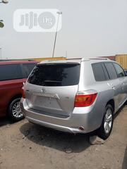 Toyota Highlander Limited 2009 Silver | Cars for sale in Lagos State, Lagos Mainland