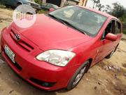 Toyota Corolla 2005 1.4 C Red | Cars for sale in Rivers State, Port-Harcourt