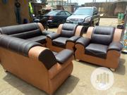 7 Seater Quality Leather Sofa for Sale   Furniture for sale in Lagos State