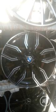 19 Inches Alloyed Rim For BMW | Vehicle Parts & Accessories for sale in Lagos State, Mushin