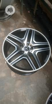 G-Wagon Alloyed Rim 20inches. | Vehicle Parts & Accessories for sale in Lagos State, Mushin