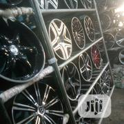 Quality Brand New Alloyed Rims And Tires Available | Vehicle Parts & Accessories for sale in Lagos State