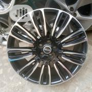 Quality 22 Alloyed Rim Range Rover. | Vehicle Parts & Accessories for sale in Lagos State, Mushin