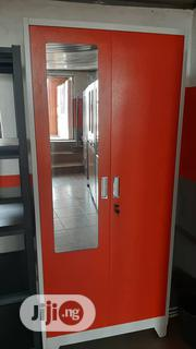 Double Door Cabinet With Mirror | Home Accessories for sale in Lagos State, Lagos Mainland
