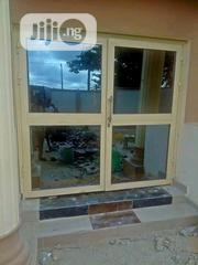 Aluminum Work And Frameless Glass Door   Other Repair & Constraction Items for sale in Lagos State, Victoria Island