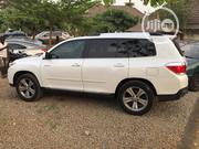 Toyota Highlander Limited 2012 White | Cars for sale in Abuja (FCT) State, Gwarinpa