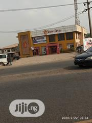 TANTALIZER BUILDING ON Tarred Most Popular Busy Road in AKURE 4 SALE | Commercial Property For Sale for sale in Ondo State, Akure