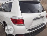 Toyota Highlander 2012 Limited White | Cars for sale in Oyo State, Ibadan