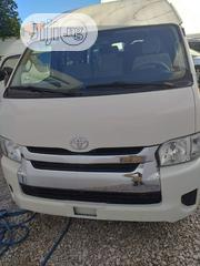 Toyota Hiace 2015 White | Buses & Microbuses for sale in Lagos State, Oshodi-Isolo