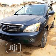 Lexus RX 400h 2006 Gray | Cars for sale in Lagos State, Ikeja