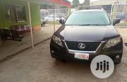 Lexus RX 2010 350 Brown | Cars for sale in Lagos State, Ikeja