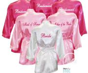 Bridal Shower Robe Satin | Wedding Wear for sale in Lagos State, Lagos Island
