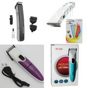 Rrchargeable Hair Trimmer Clipper Men's Shaver Barber Haircut | Tools & Accessories for sale in Lagos State, Ojodu