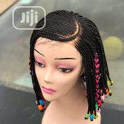 Children Ghana Weaving With Frontals   Hair Beauty for sale in Lagos State