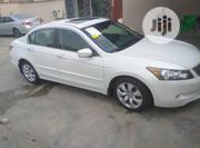 Honda Accord 2008 3.5 EX Automatic White | Cars for sale in Oyo State, Ibadan