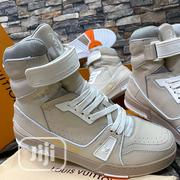 Louis Vuitton Advanced Tech High Top Sneakers. | Shoes for sale in Lagos State, Lagos Island