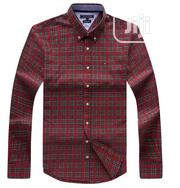 Tommy Hilfiger Long Sleeve Shirt | Clothing for sale in Lagos State, Lagos Island