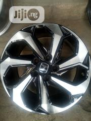 Honda Alloyed Rim 17inches.   Vehicle Parts & Accessories for sale in Lagos State, Mushin