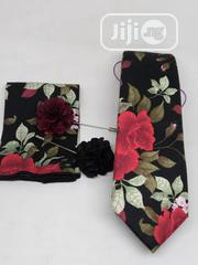 4, in One Vintage Ties, Pocket Sguare,Lapel Rose and Cufflinks | Clothing Accessories for sale in Lagos State, Lagos Island