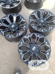 20 Rim for Toyota Tundra | Vehicle Parts & Accessories for sale in Lagos State, Mushin