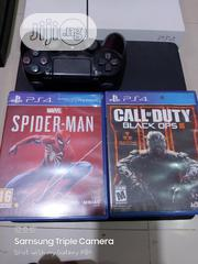 Playstation 4 With 1 Pad And 2 Game Cds   Video Games for sale in Lagos State, Oshodi-Isolo
