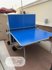 Outdoor Table Tennis Board (American Fitness)   Sports Equipment for sale in Abuja (FCT) State, Gwarinpa