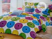 7x7 Bedsheet With 4 Pillow Cases | Home Accessories for sale in Lagos State, Ikeja