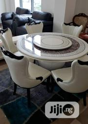 Royal Round Dining Table by 6 | Furniture for sale in Lagos State, Ojo