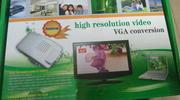 Svideo To VGA Conversion | Computer Accessories  for sale in Lagos State, Ikeja