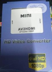 AV To HDMI Converter | Accessories & Supplies for Electronics for sale in Lagos State, Ikeja