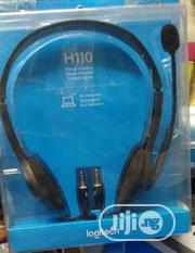 Logitech Headset And Mic | Headphones for sale in Lagos State, Ikeja