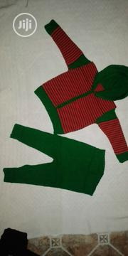 Baby Hooded Sweater And Trou | Children's Clothing for sale in Lagos State, Mushin