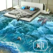 3D Dolphins In Water Effect Epoxy Floors @ Darony Interiors | Building & Trades Services for sale in Lagos State, Ikeja