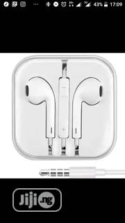 Original Apple Ear Piece | Accessories for Mobile Phones & Tablets for sale in Rivers State, Port-Harcourt
