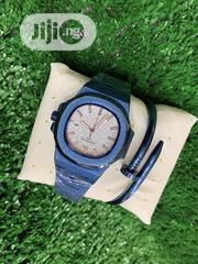 Patek Philippe Mens Wristwatches With Free Bracelet | Jewelry for sale in Lagos State, Gbagada