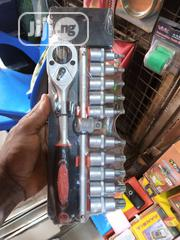 Ratchet Handle With Socket Set   Hand Tools for sale in Lagos State, Ikeja