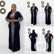 New Female Turkish Fitted Long Gown | Clothing for sale in Lagos State, Amuwo-Odofin