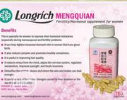 Longrich Mengquain Female Fertility Supplement And Hormonal Supplement   Vitamins & Supplements for sale in Plateau State, Jos