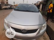Toyota Corolla 2009 1.8 Exclusive Automatic Silver | Cars for sale in Lagos State, Mushin