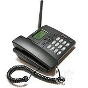 Huawei 3G/4G Ets3125i GSM Table Phone With Sim Slot & FM Radio | Home Appliances for sale in Lagos State, Ojo